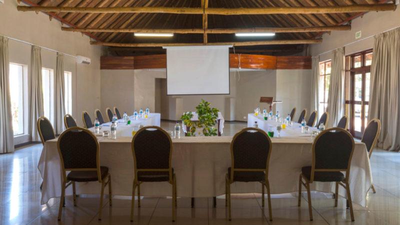 A Zambezi Conference Venue