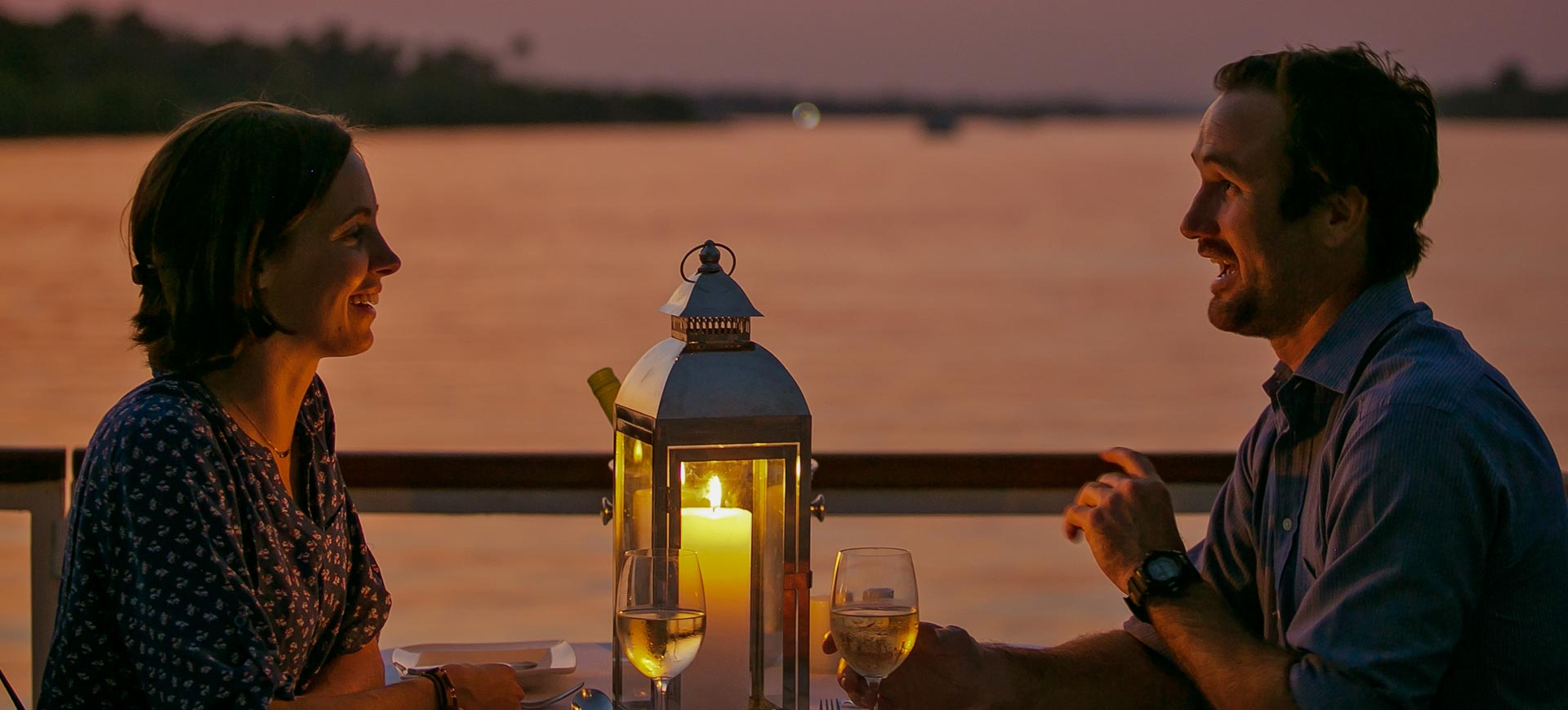 Conference Dinner Cruise In Victoria Falls