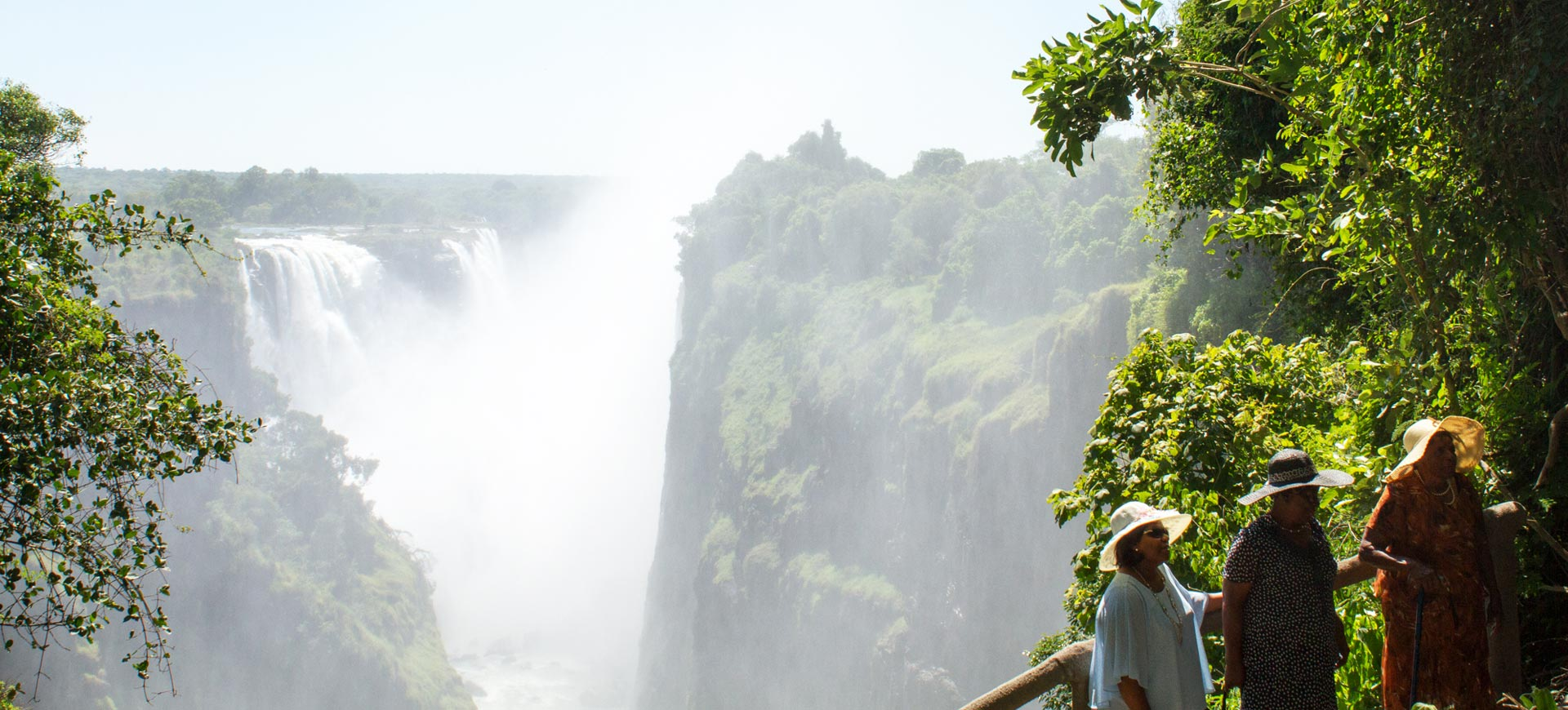 Conference Guided Tours Victoria Falls