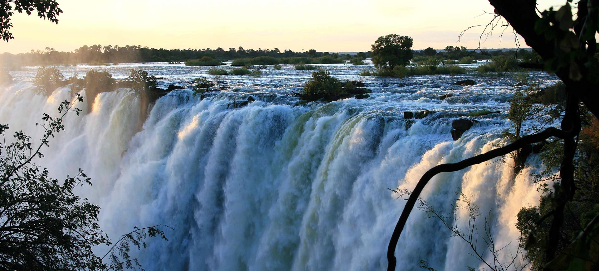 Conference Tour Of Victoria Falls