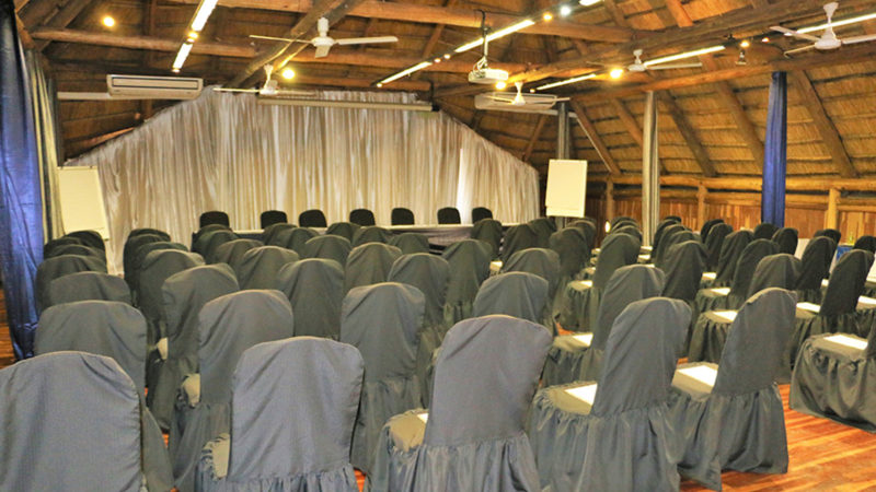 Conference Venue Vic Falls