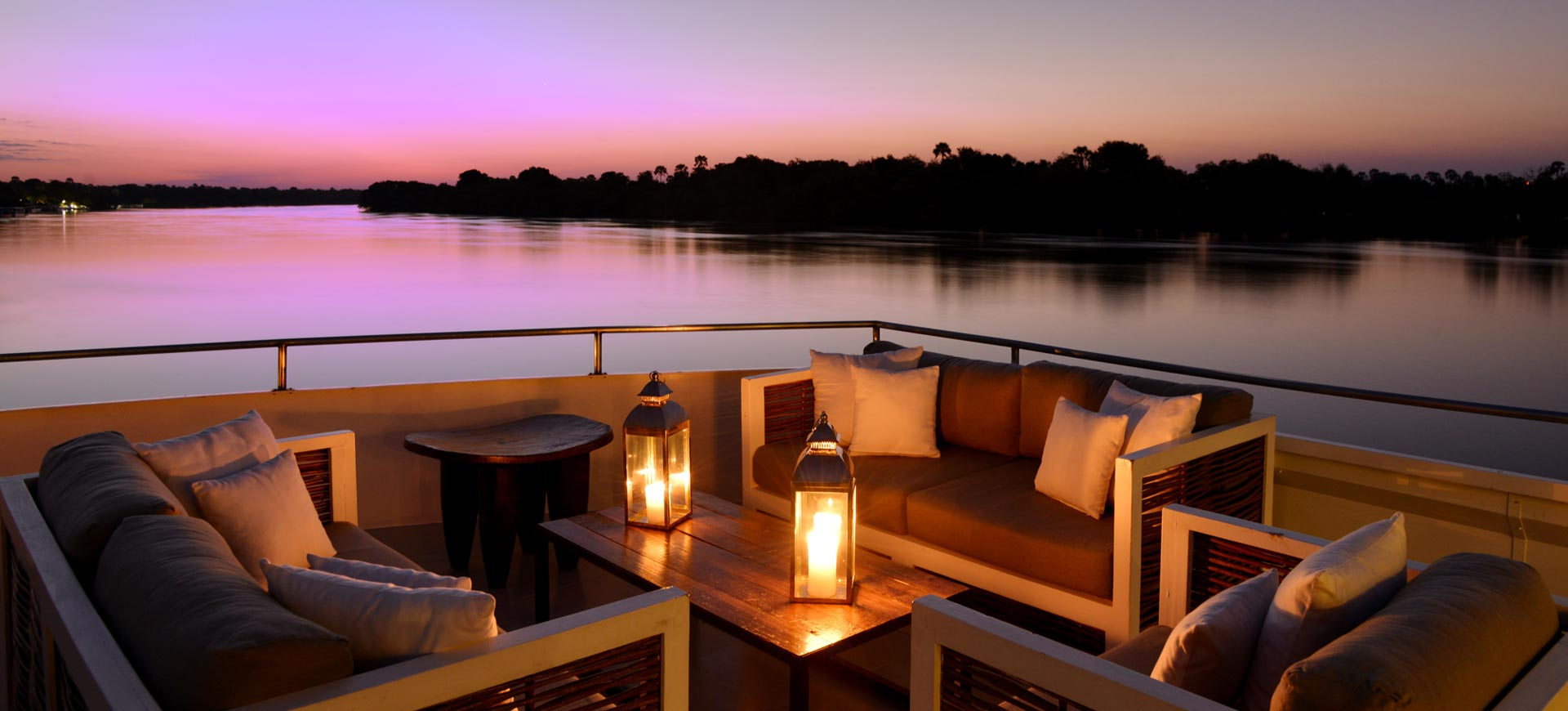 Conference Zambezi Sunset Cruise