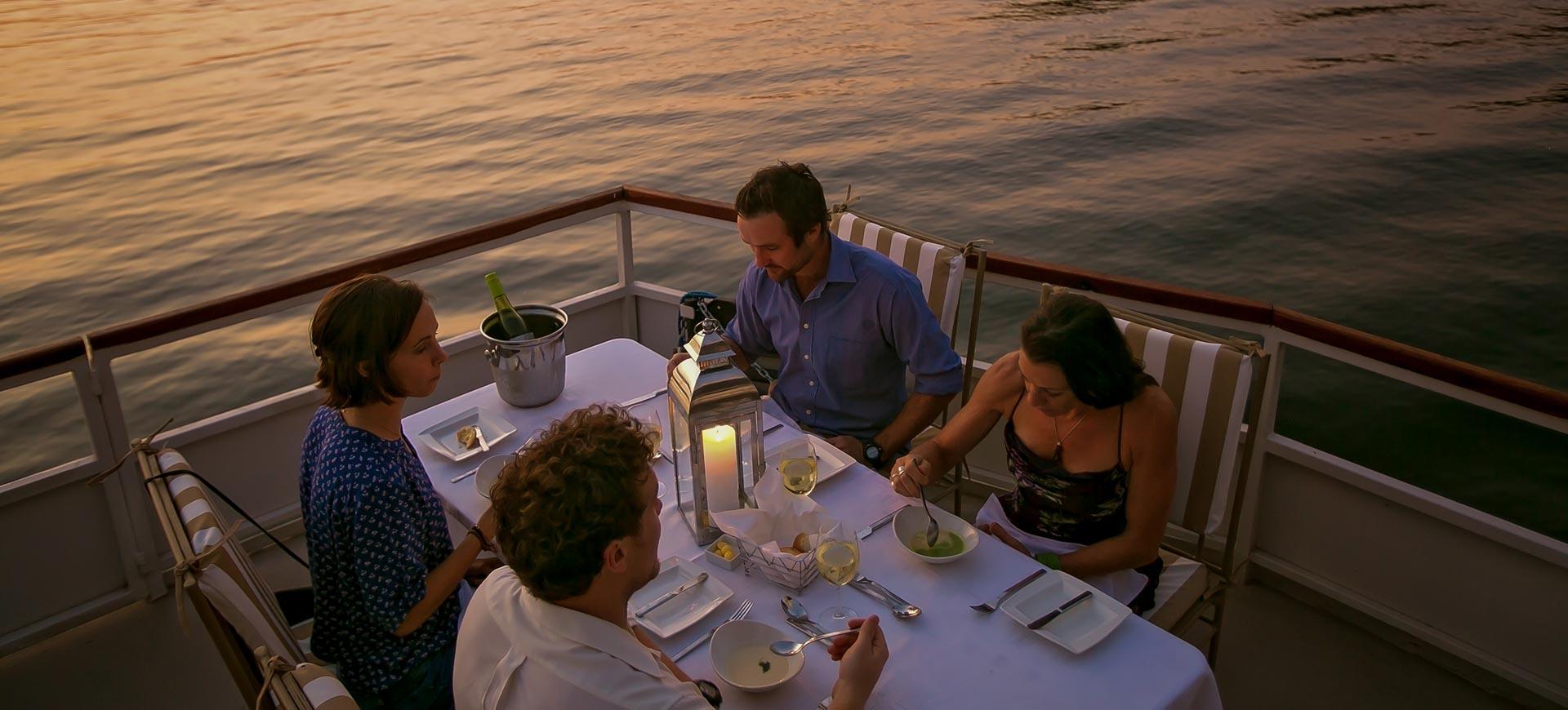 Dinner Cruise On Zambezi River In Victoria Falls Conference