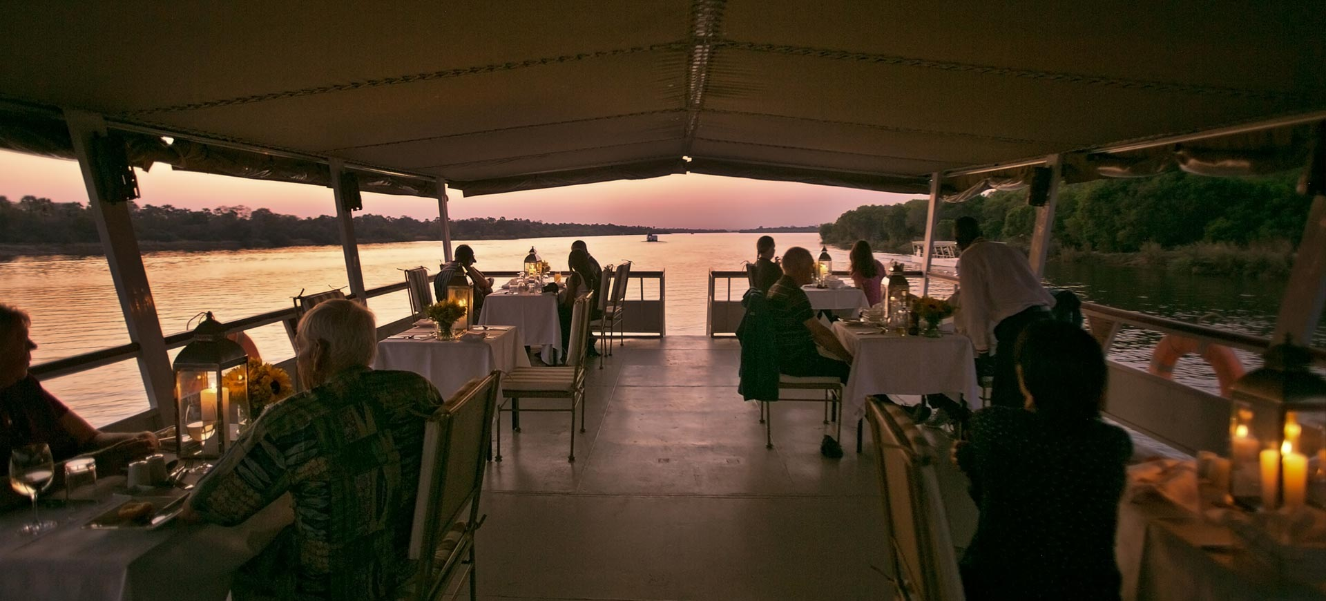 Dinner Cruises Conference Victoria Falls