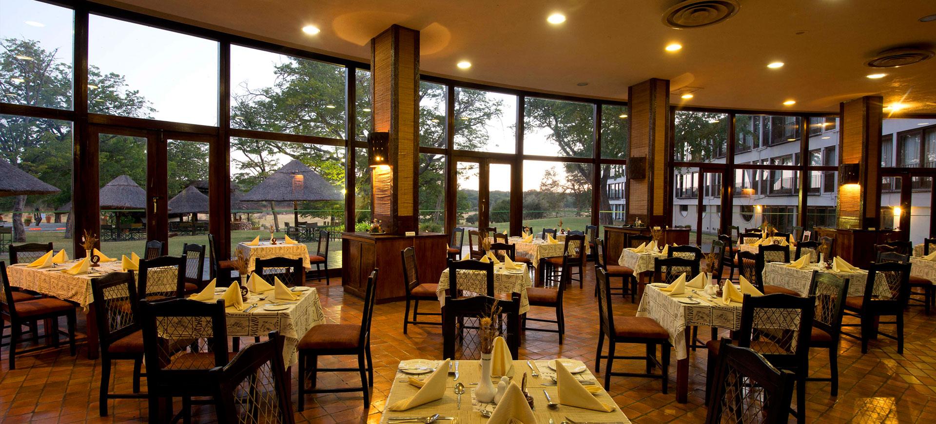 Hwange Safari Lodge Conference Venue