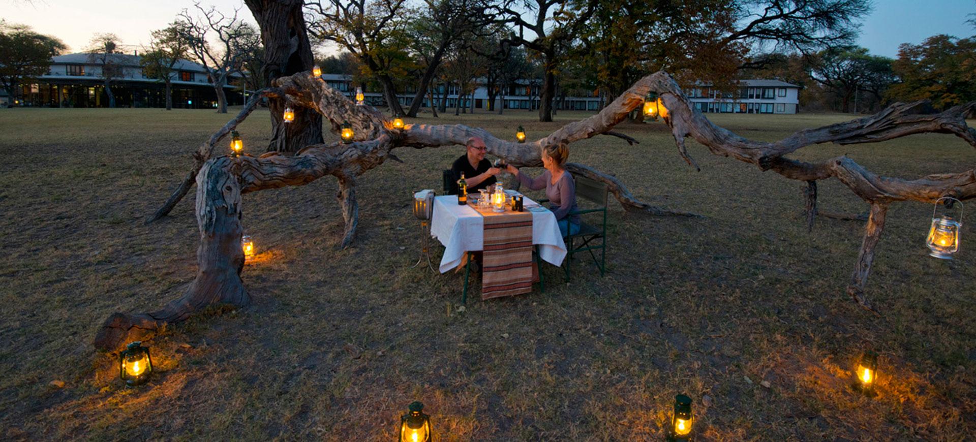 Hwange Safari Lodge Conference Venues