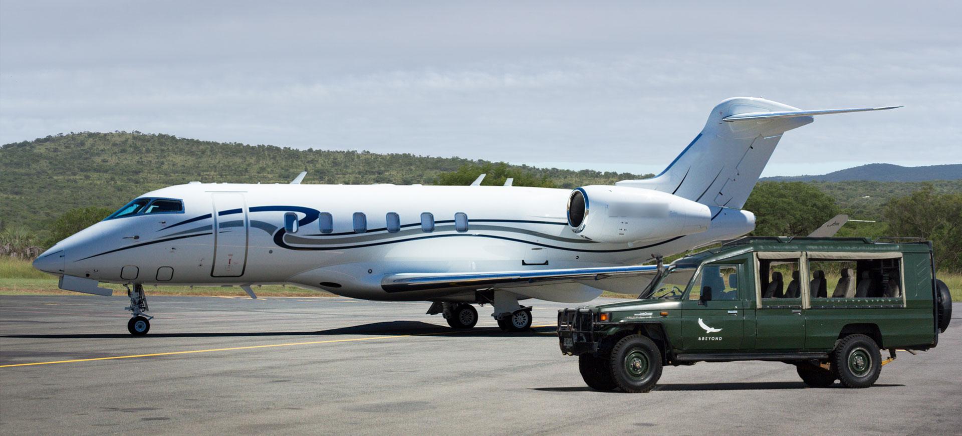 PrivateConference Flights Victoria Falls