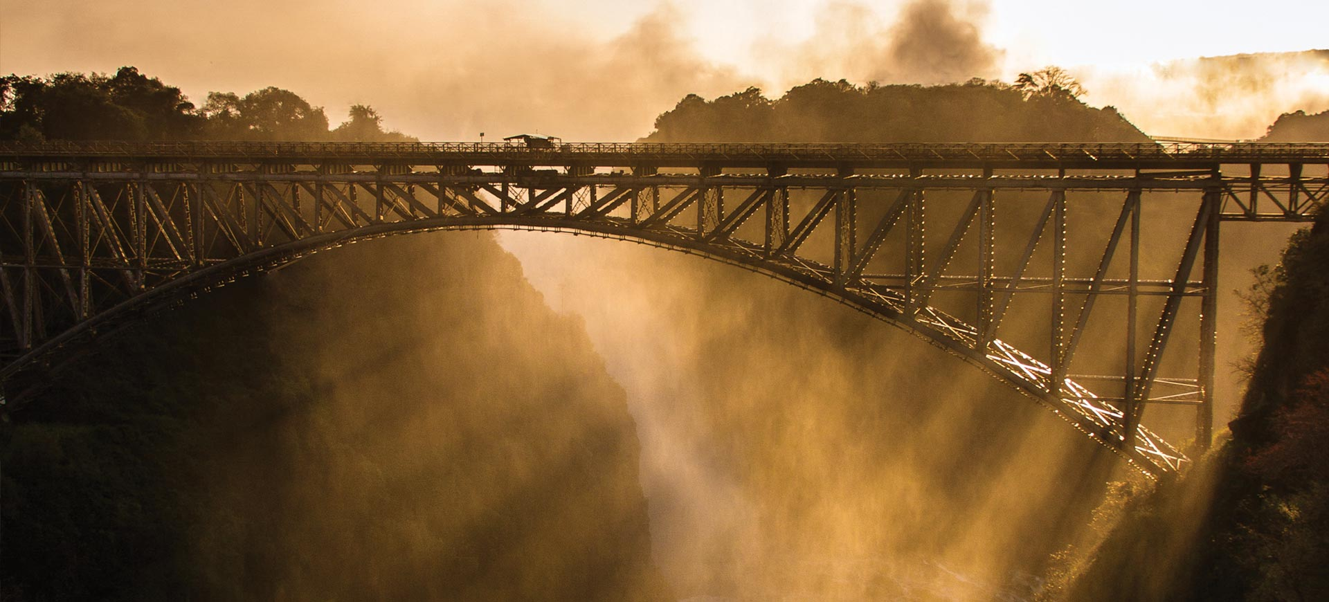 Steam Train Conference Victoria Falls