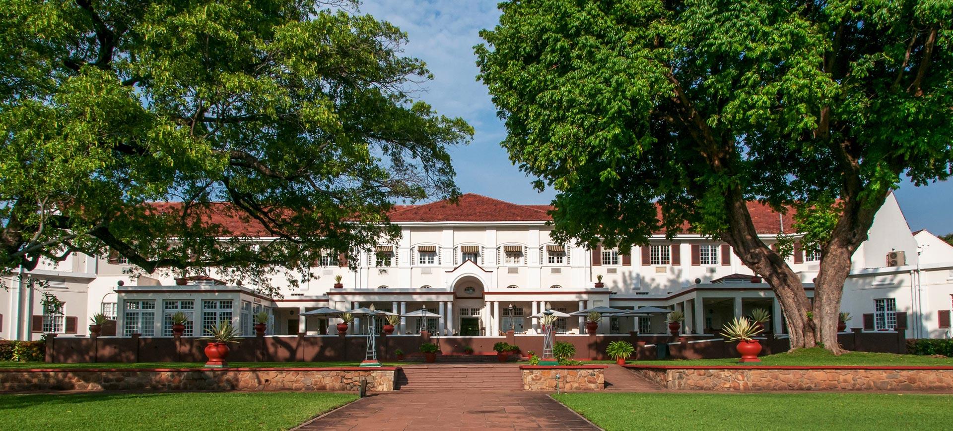 The Victoria Falls Hotel Conference Venue