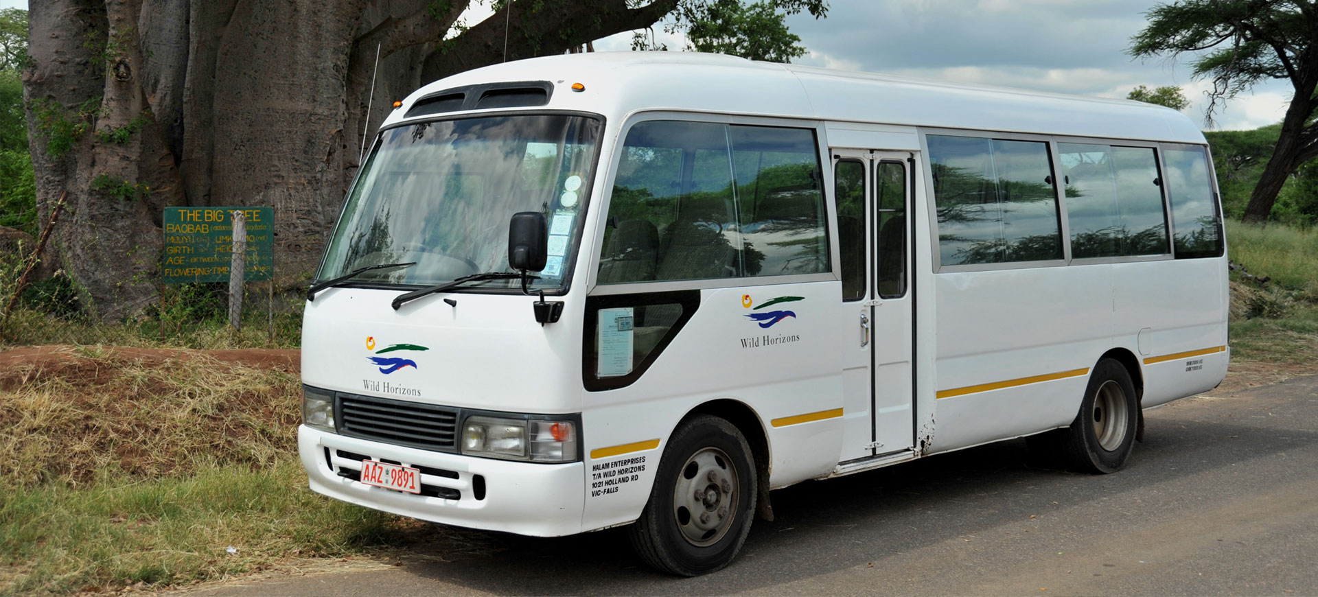 Transfer Services Victoria Falls Conference