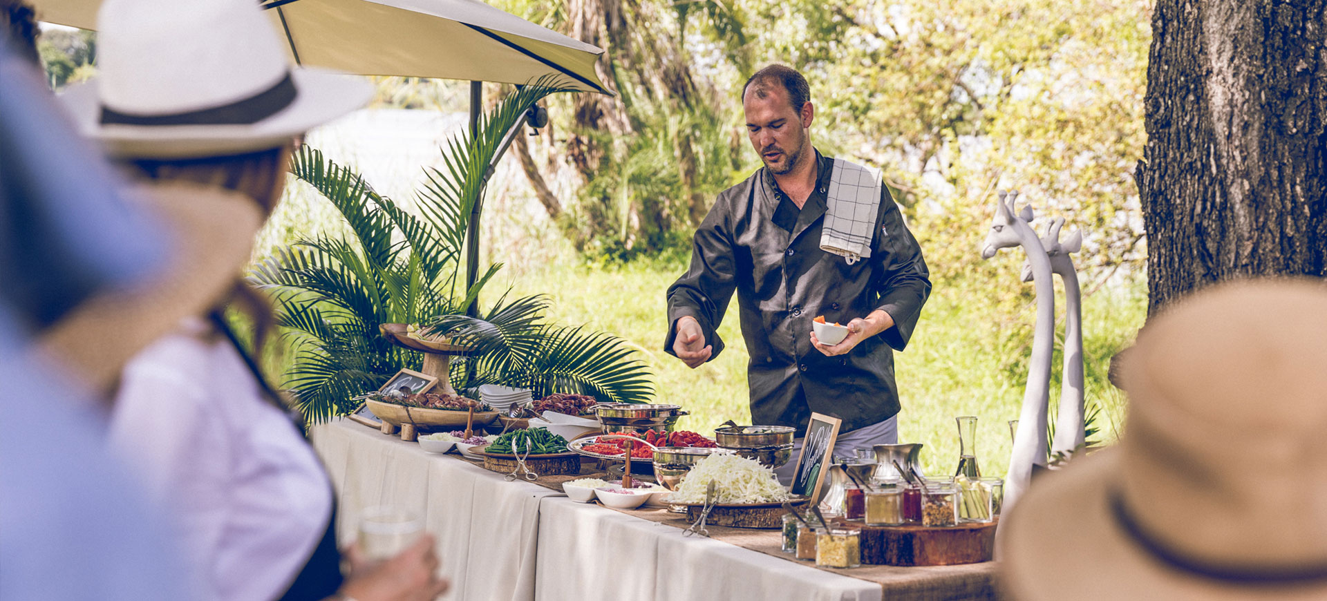 Victoria Falls Conference Catering Service