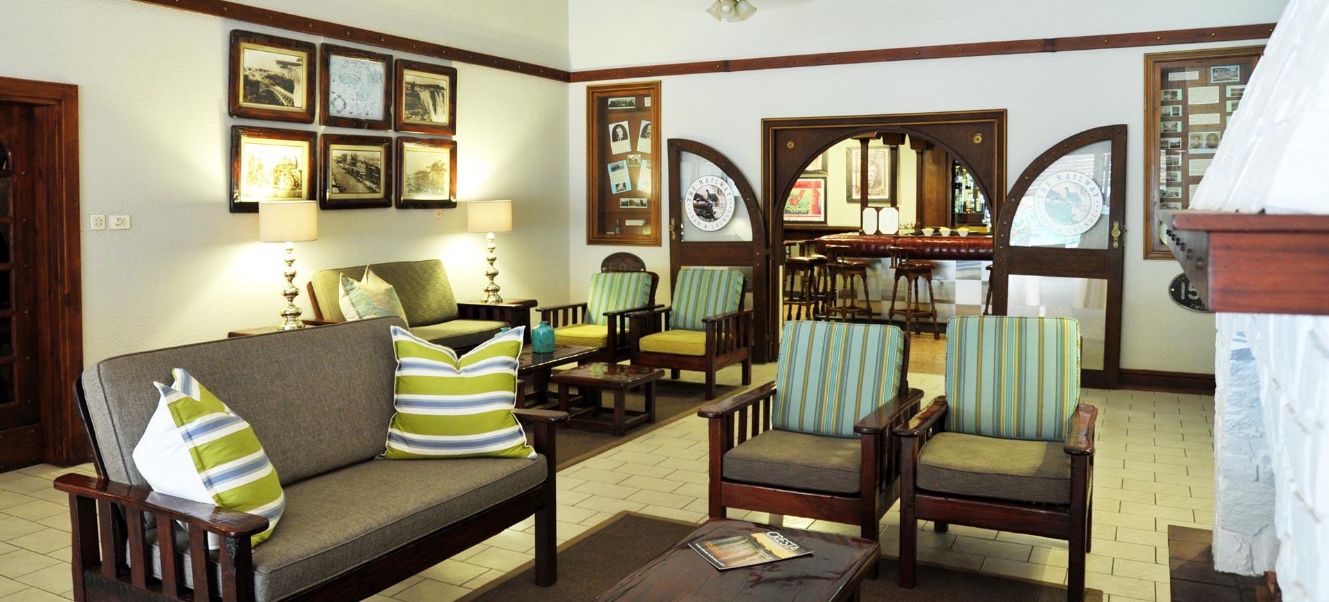 Victoria Falls Conference Cresta Sprayview Hotel