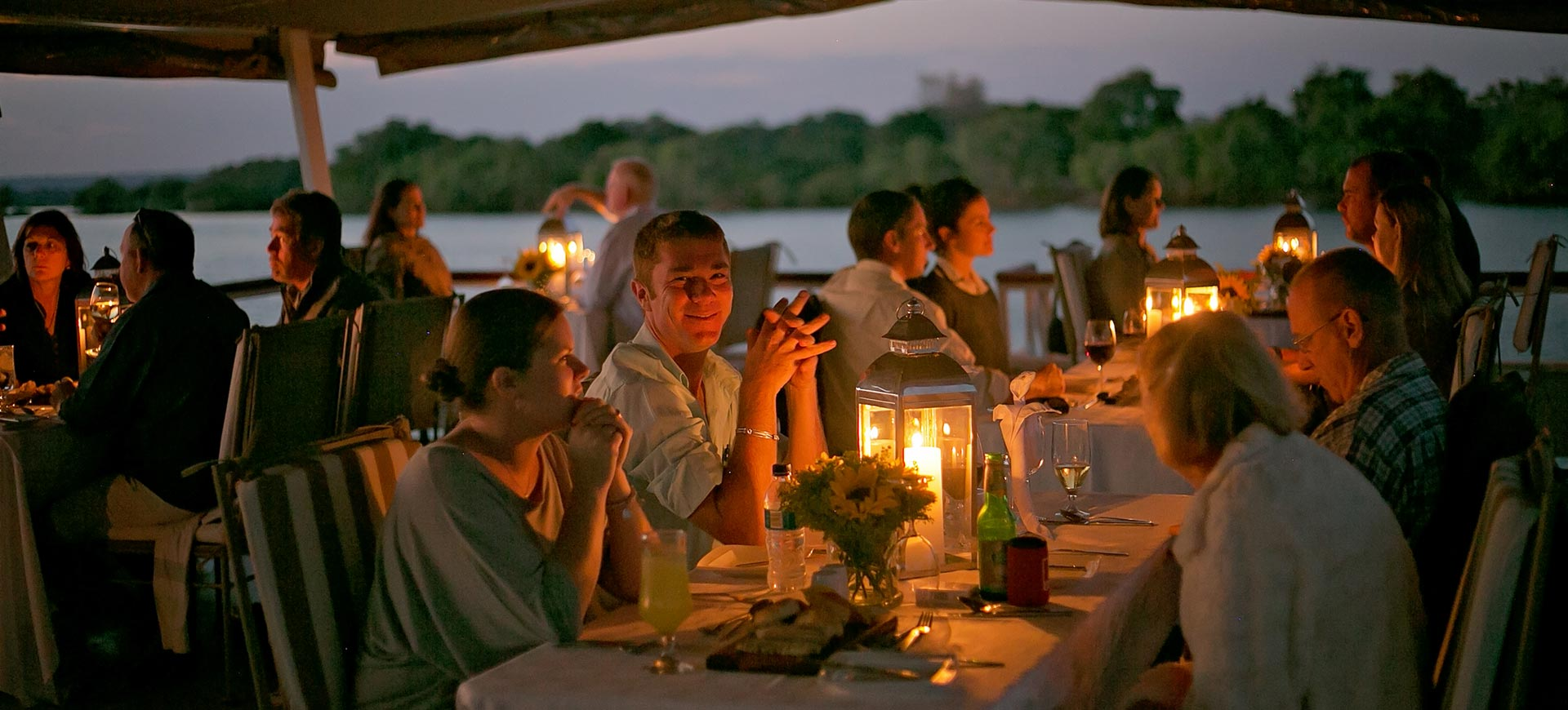 Victoria Falls Conference Dinner-Cruise