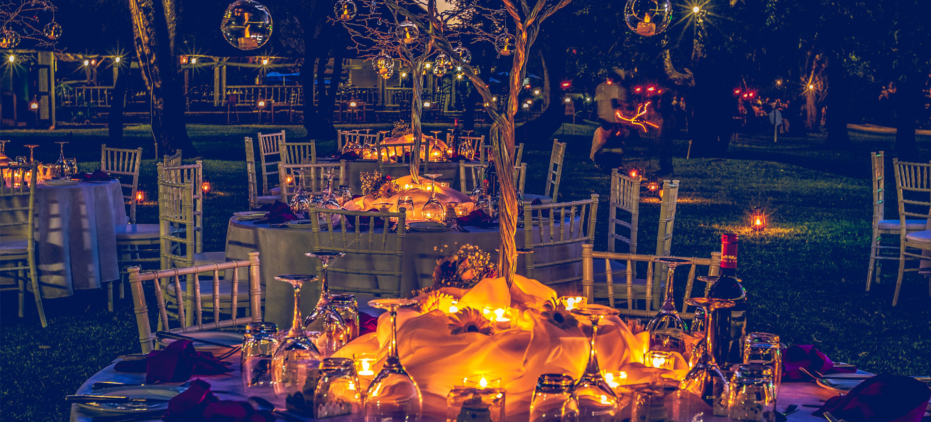 Victoria Falls Conference Evening Event