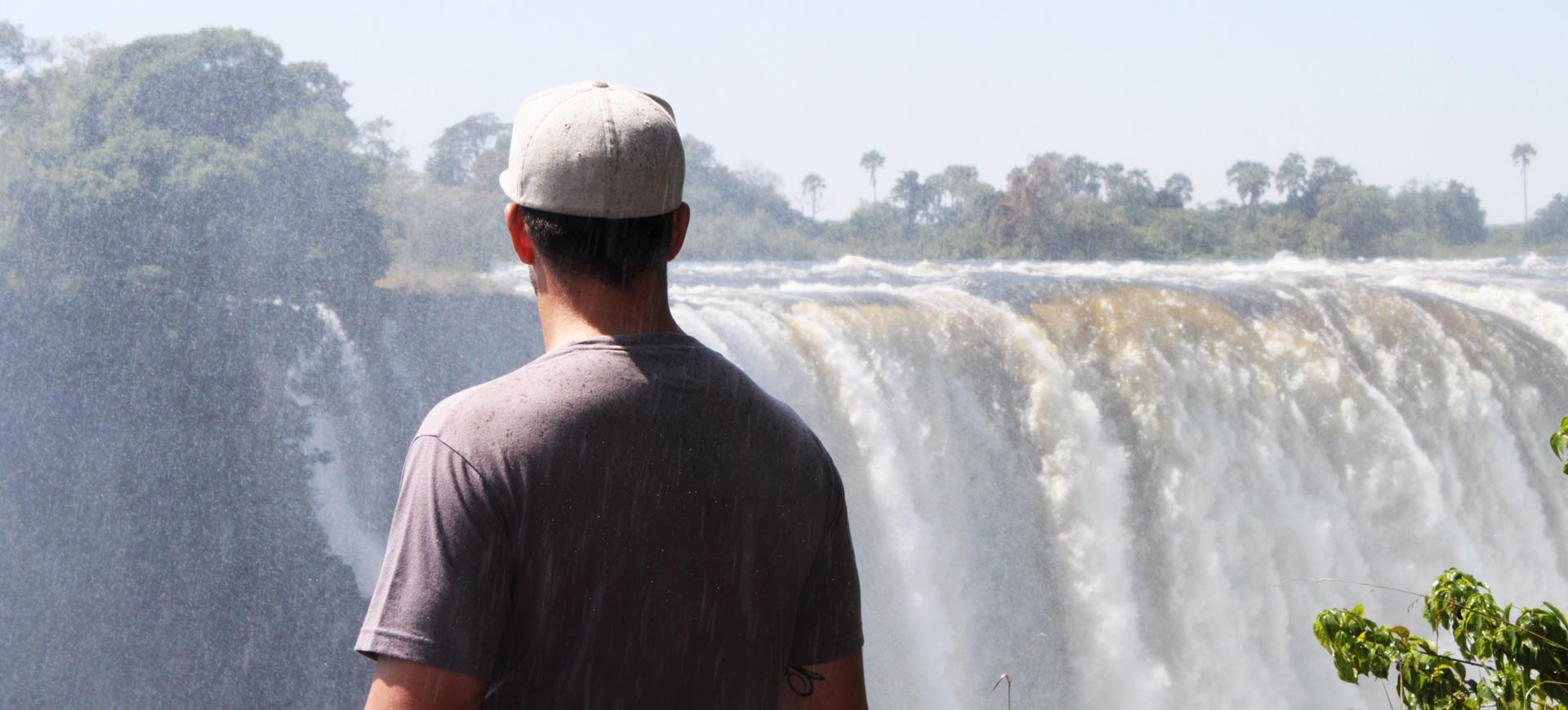 Victoria Falls Conference Guided Tour