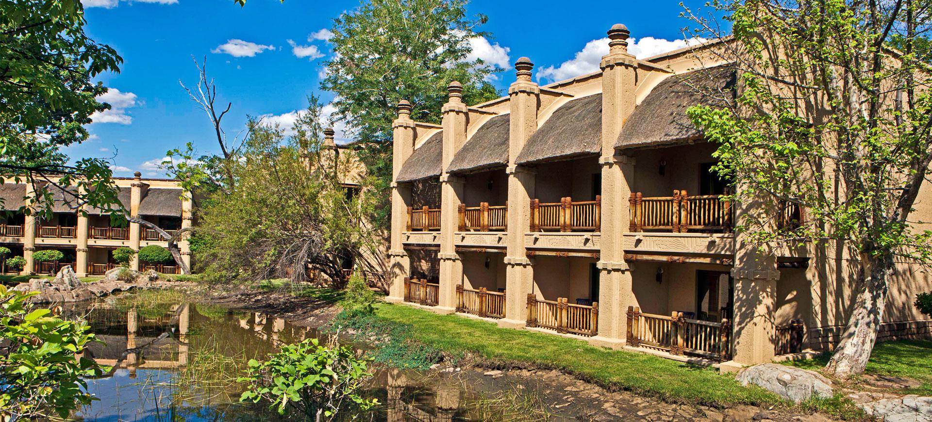 Victoria Falls Conference Hotel