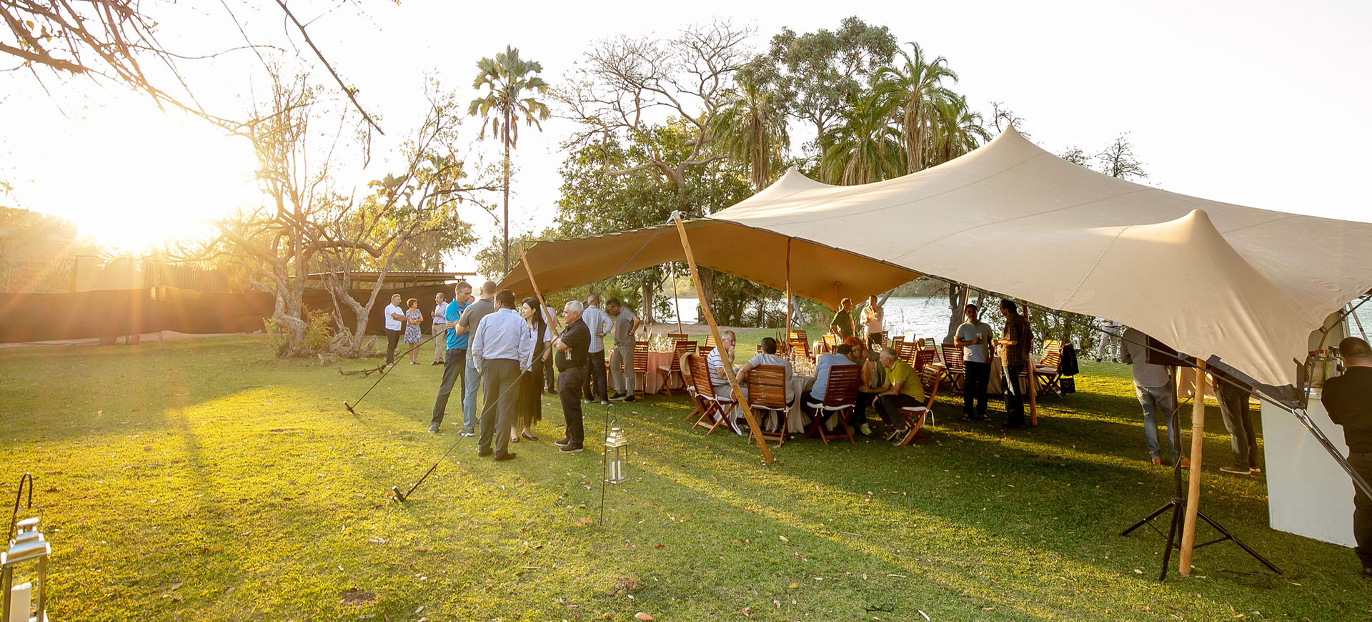 Victoria Falls Conference Photography