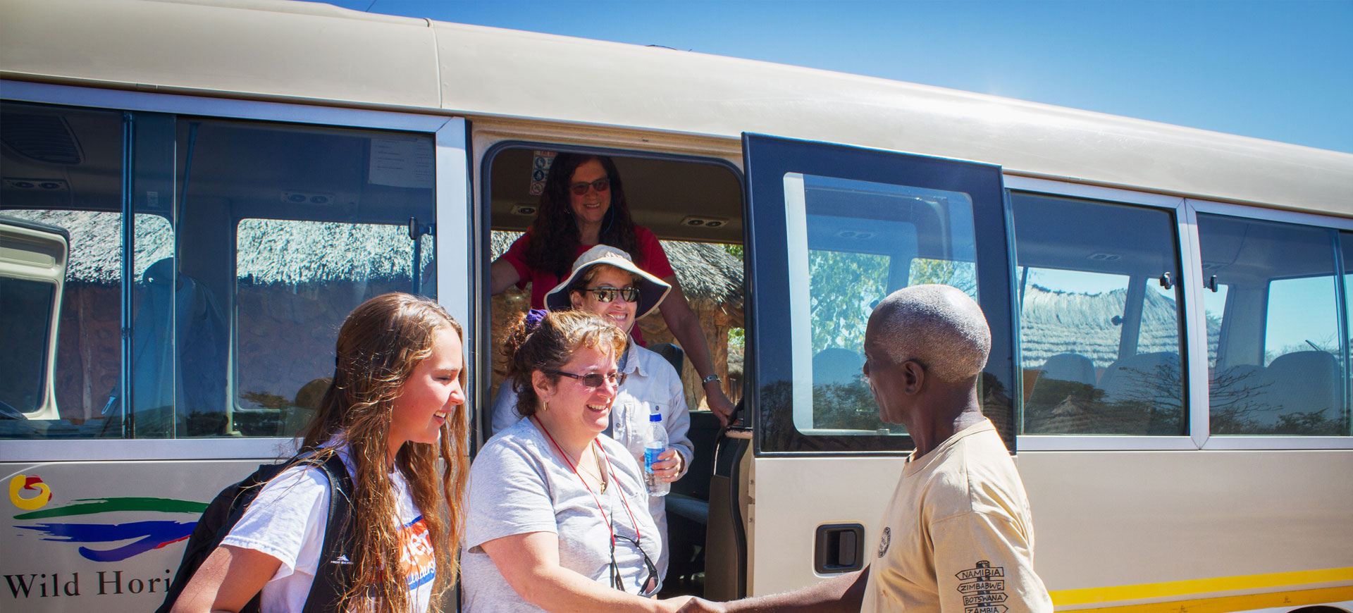 Victoria Falls Conference Transport Service