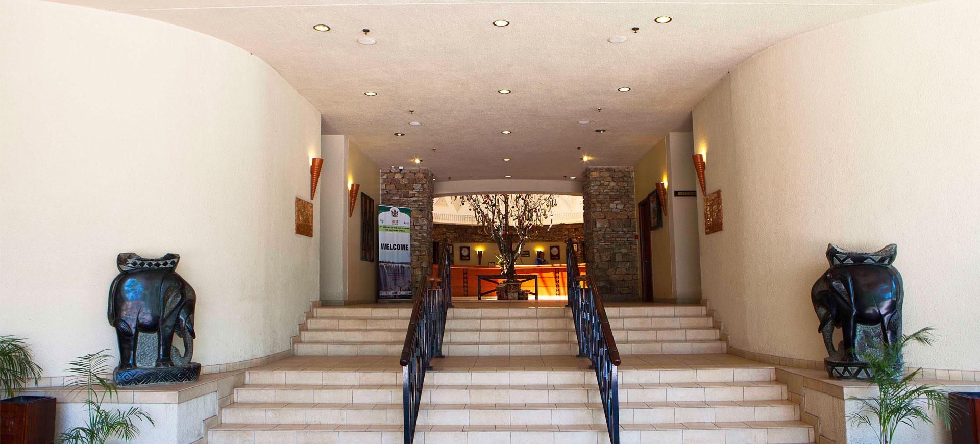 Victoria Falls Conference Venue Elephant Hills Hotel