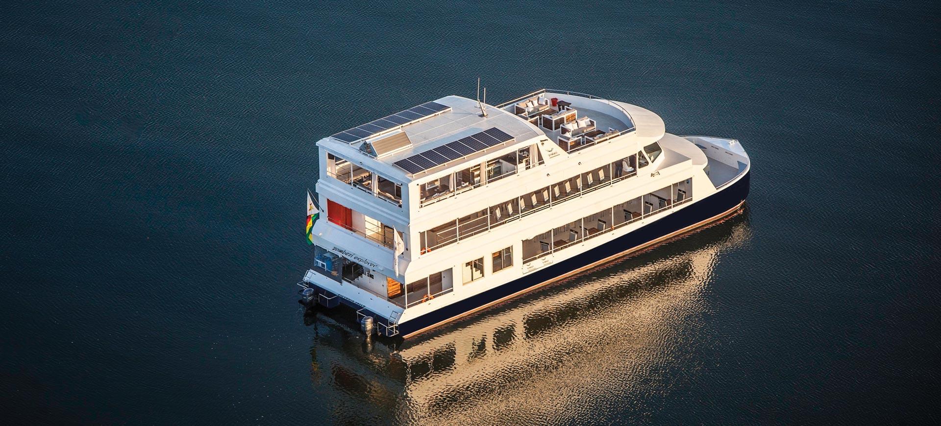 Victoria Falls Conference Zambezi River Cruises
