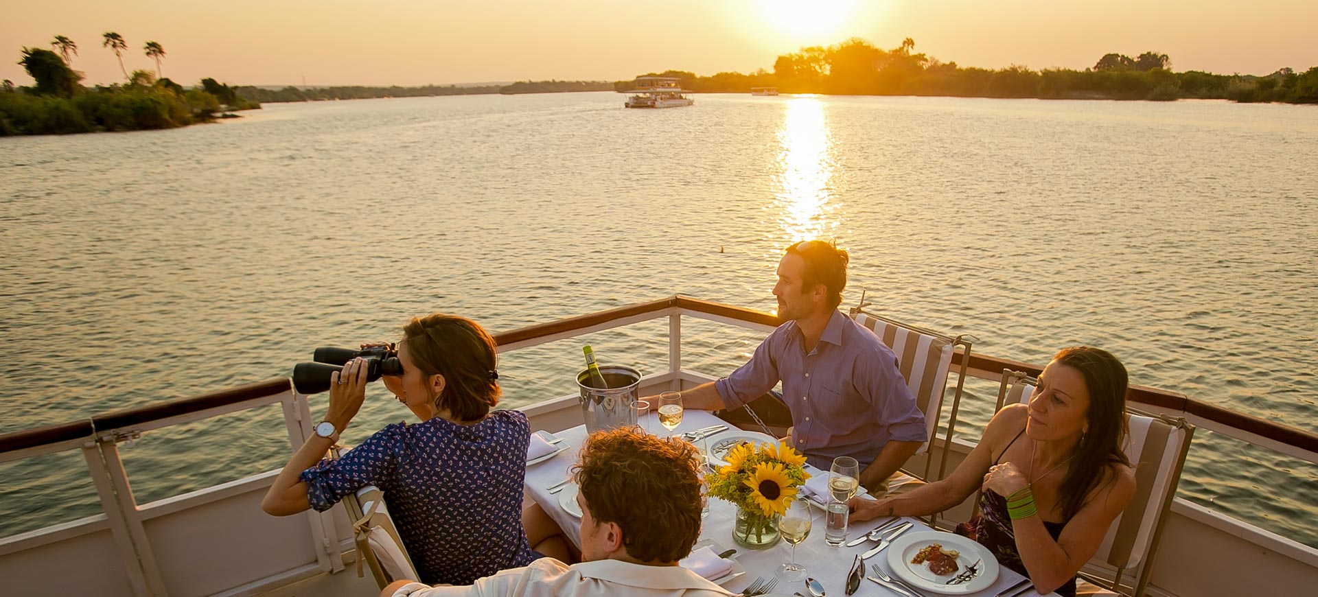 Victoria Falls Dinner Cruise Conference