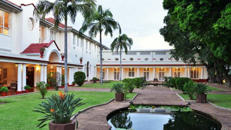 Victoria Falls Hotel Conferencing