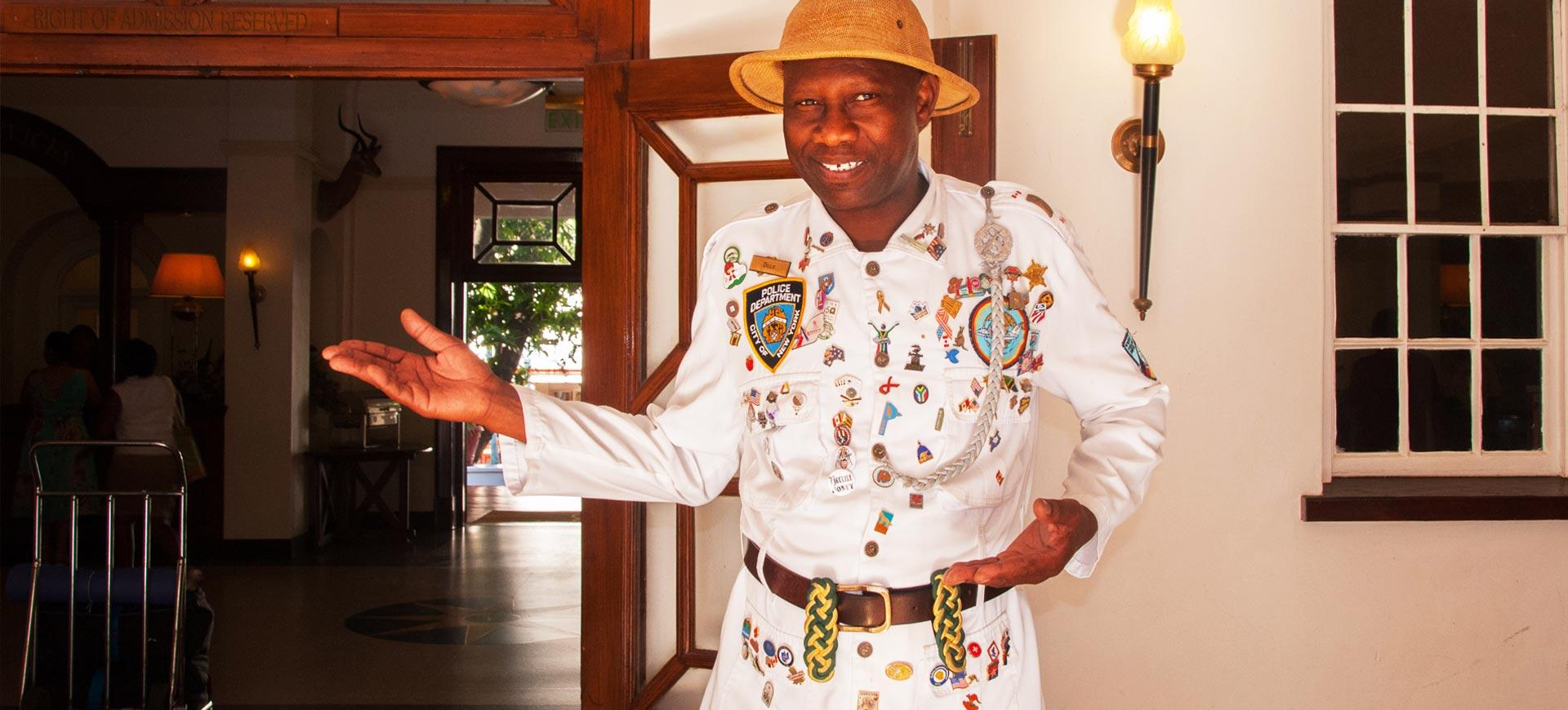 Victoria Falls Hotel Conference