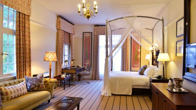Victoria Falls Hotel Conference Deluxe Suite