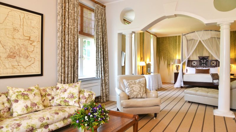 Victoria Falls Hotel Conference Executive Suite
