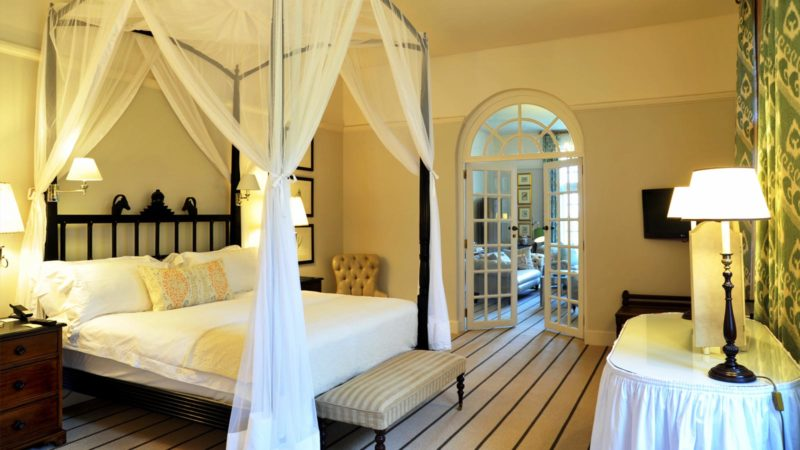 Victoria Falls Hotel Conference Presidential Room