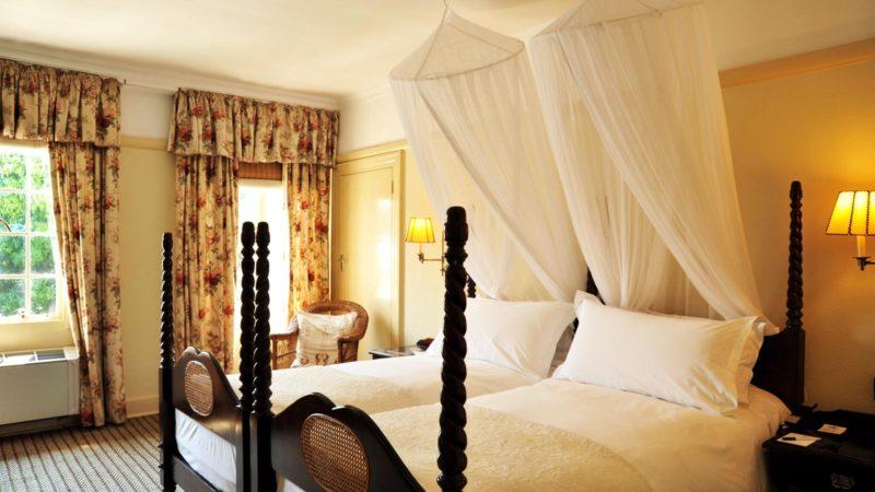 Victoria Falls Hotel Conference Twin Room