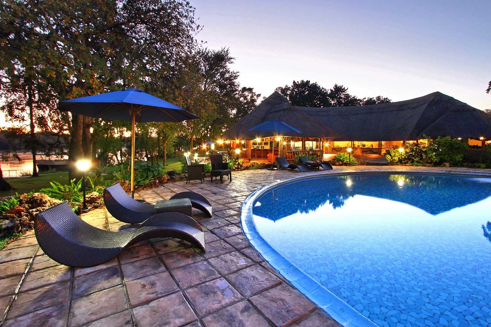 Victoria Falls River Lodge Conference