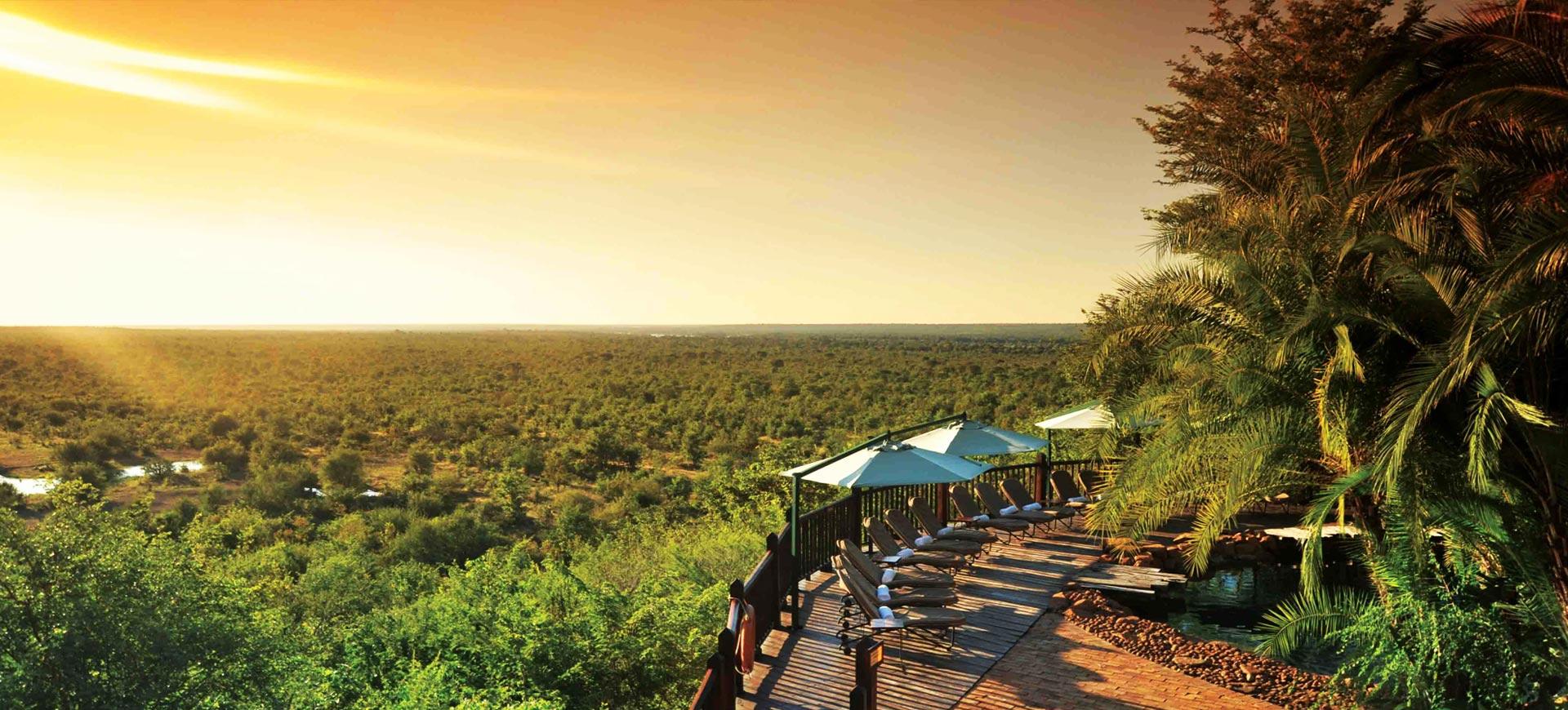 Victoria Falls Safari Lodge Conference View