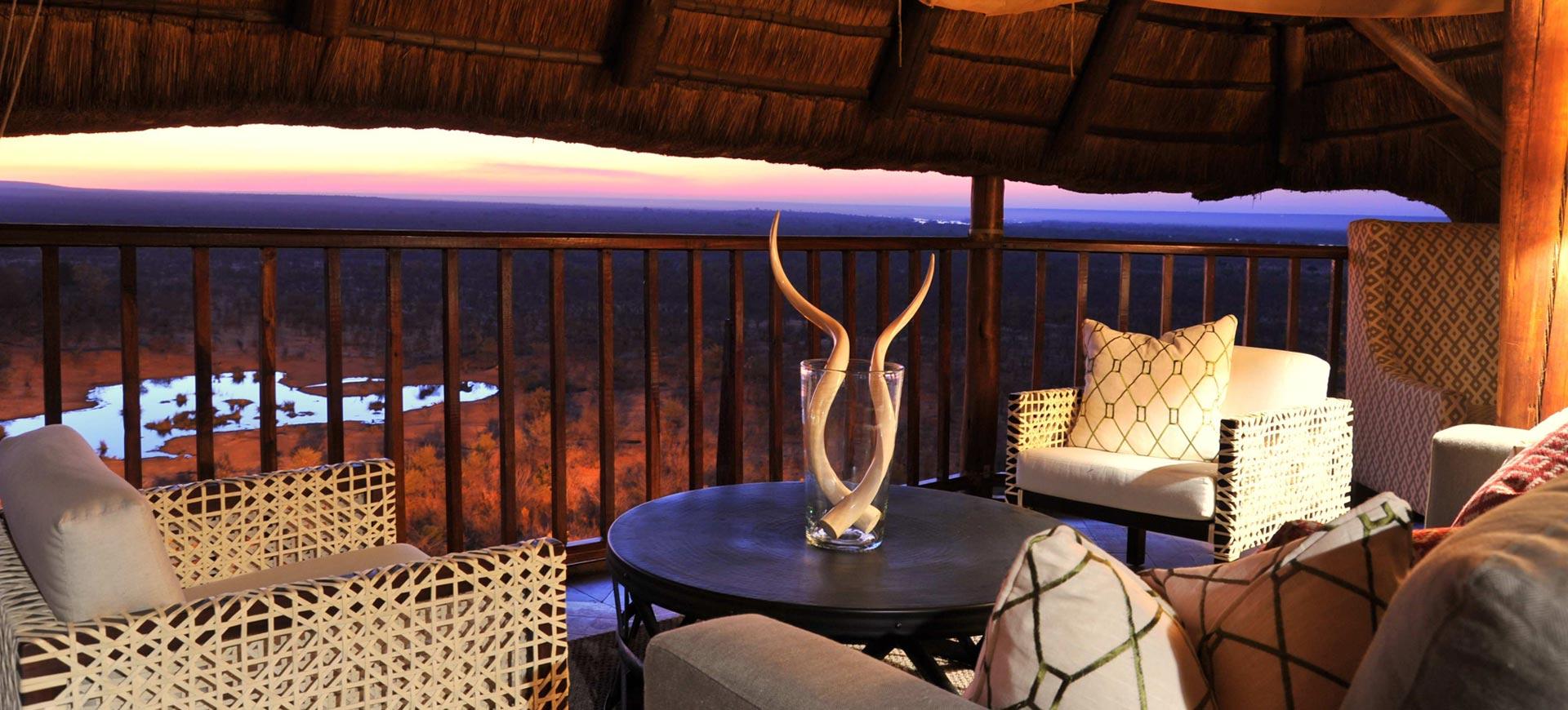 Victoria Falls Safari Lodge Conference Views