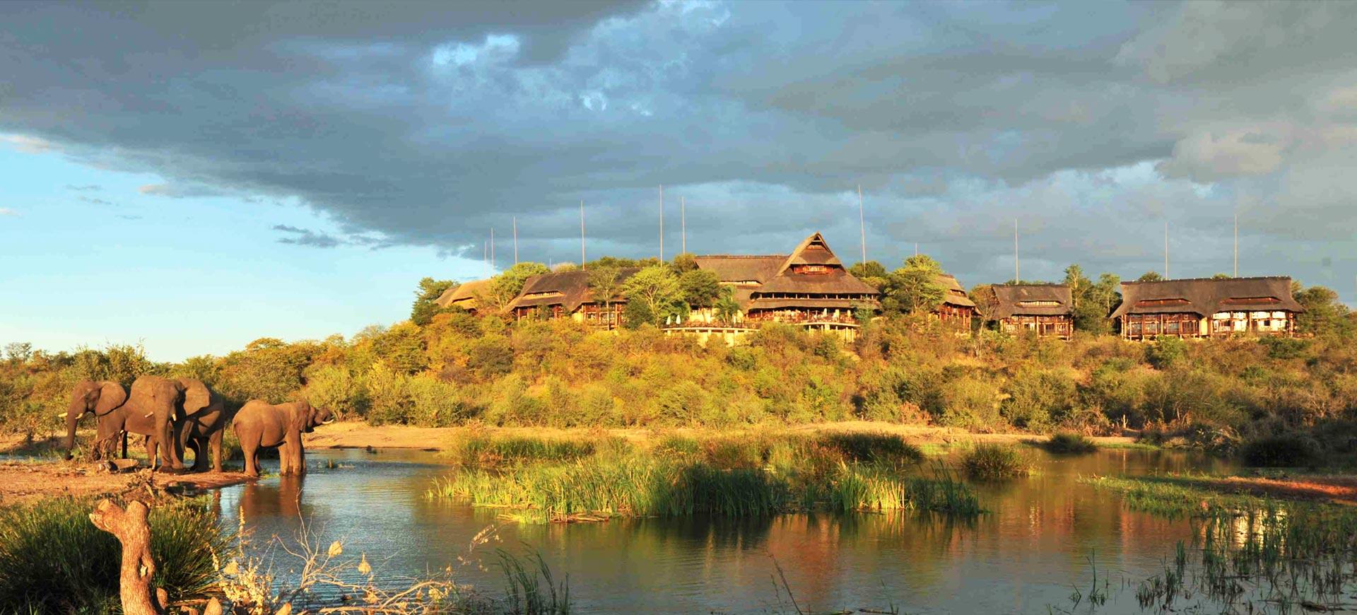 Victoria Falls Safari Lodge Conference Waterhole