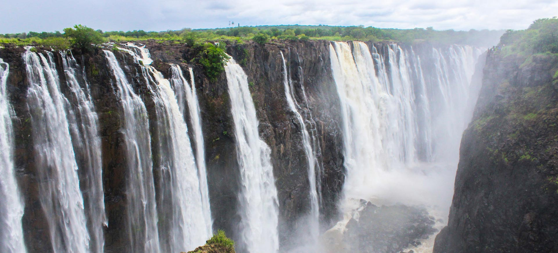 Victoria Falls Waterfall Tour Conference