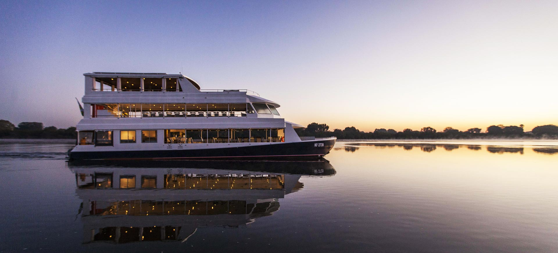 Zambezi Conference Cruise