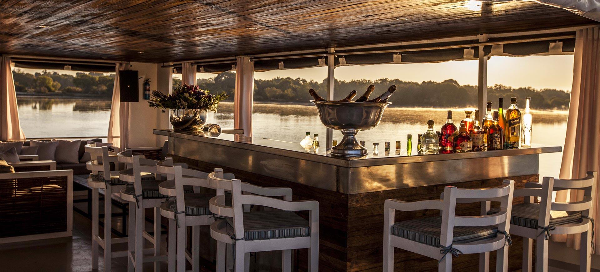 Zambezi River Conference Cruise Victoria Falls