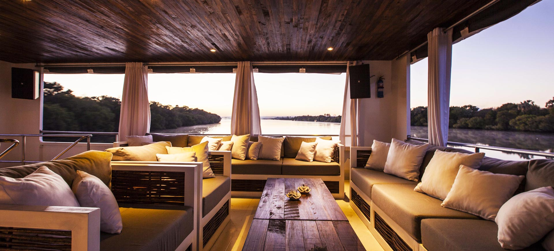 Zambezi River Conference Cruise