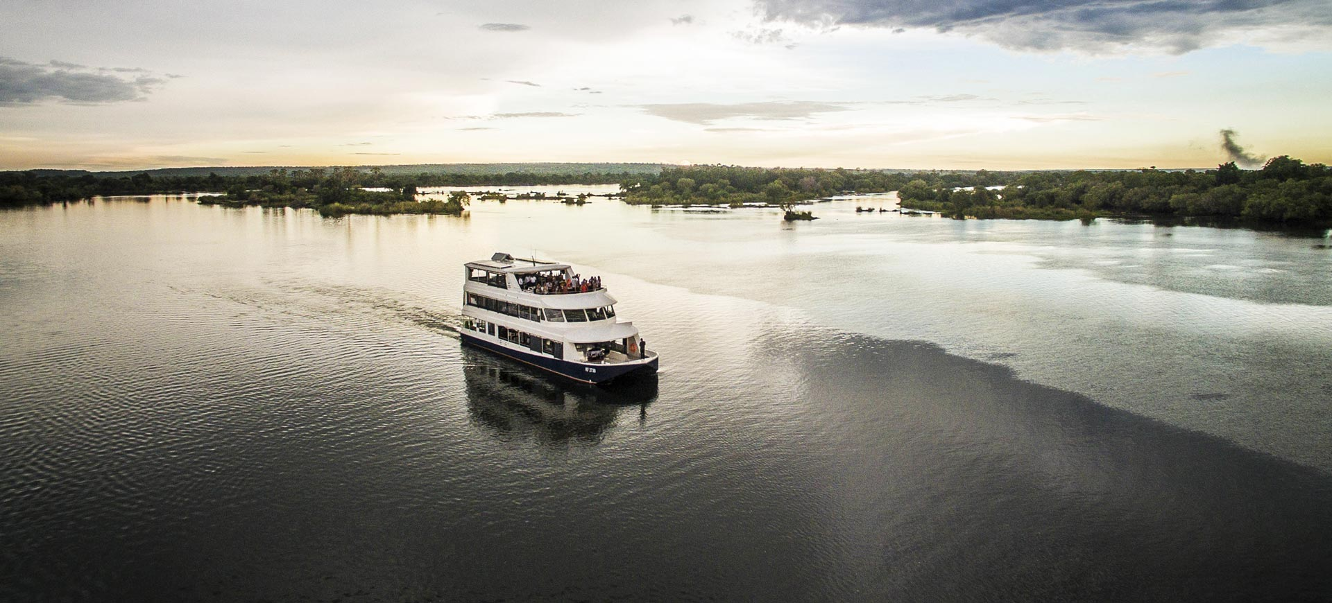 Zambezi River Conference Sunset Cruise Victoria Falls