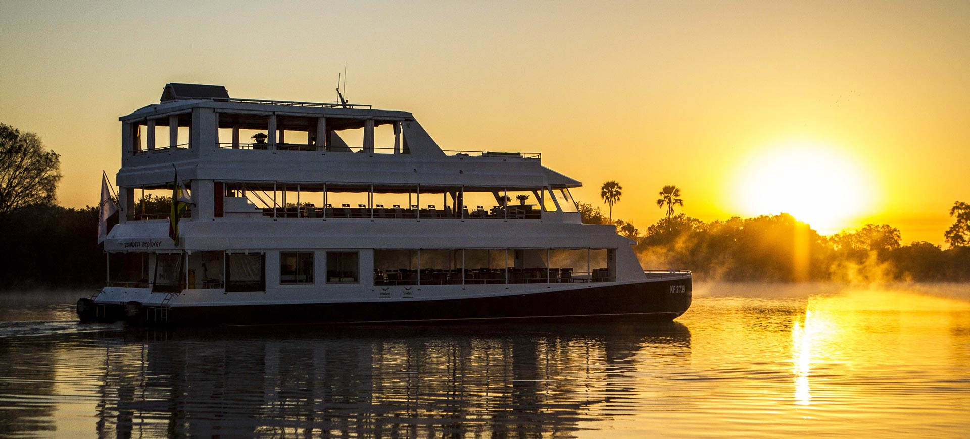 Zambezi River Sunset Cruises Victoria Falls Conference